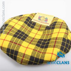 MacLeod Tartan Childs Cap. Free worldwide shipping available