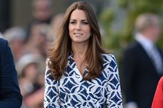 How cheeky! Duchess Kate bares her bottom line