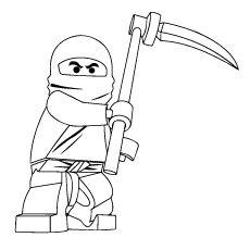 ninjago weapons coloring pages - photo#40
