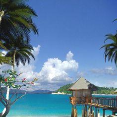 Luxury resort for awakening your senses