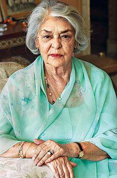 Noble y Real: Primer plano: Gayatri Devi, Maharani de Jaipur