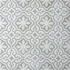 Voltaire – snäckskal 15 x 15 cm Encaustic Tile, Upstairs Bathrooms, French Oak, French Country House, 3d Max, Fireplace Mantle, Next At Home, Floor Design, Marrakech