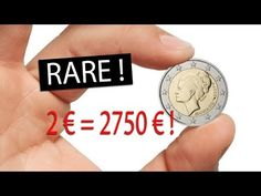 How to find rare euro collection coins Piece Euro, Old Coins Value, Rare Coins Worth Money, Coin Worth, Coin Values, World Coins, Coin Collecting, Collection, Youtube