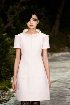 Chanel Haute Couture Spring 2013 - Catwalk Yourself