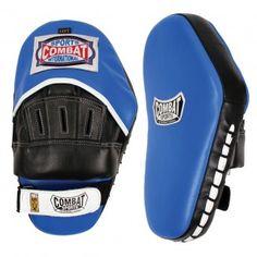 Combat Sports International MMA Punch Mitts Black/Medium Blue - Boxing And Accessories at Academy Sports 7 Min Workout, Boxing Workout, Blue Gloves, Training Pads, Martial Arts Training, Home Gym Equipment, Mma Equipment, Combat Sport, Taekwondo