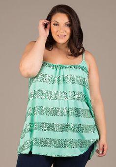 plus-size-fashion alexsequincami_green