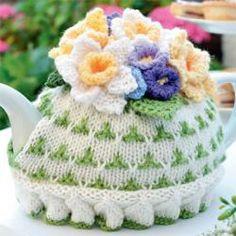 ❥Knit Tea Cosies, Mug Hug Snugs and Cuppa Cosies. Tea Cozy, Coffee Cozy, Knitted Tea Cosies, Tea Blog, Loose Leaf Tea, So Little Time, Decoration, Crochet Lace, Cosy
