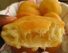 guyanese bakes. crunchy outside, chewy and fluffy inside. just like home! OMG OMG THE BEST FOOD ON EARTH! YOU WILL GET SOME OF THIS WHEN YOU COME TO VISIT @Gloria Mladineo Mladineo cho