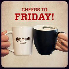 Happy Friday! #cheers