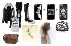 """""""Untitled #46"""" by miahorse on Polyvore featuring Miss Selfridge, Casetify and Ross-Simons"""
