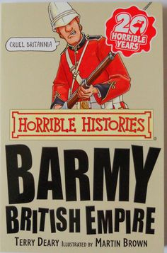 £2.49 - Horrible Histories Book - Barmy British Empire Paperback Kids Young Adults Book in Books, Comics & Magazines, Children's & Young Adults, Other Children & Young Adults | eBay