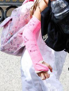 Suri Cruise y su mundo de color de rosa