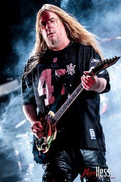 SLAYER guitarist Jeff Hanneman Metal On Metal, Heavy Metal Music, Heavy Metal Bands, Rock N Roll Music, Rock And Roll, Kerry King Slayer, Jeff Hanneman, Jim Morrison Movie, Black Label Society