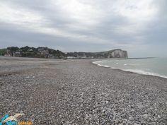 """La Normandie ... VEULETTES sur MER, Pays de Caux (Seine maritime). A 15 km de votre gite """" Abricaux"""" ..."""