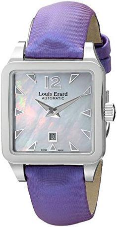 Louis Erard Women's 20700AA04.BDS63 Emotion Square Automa... http://www.amazon.com/dp/B005MVG25Y/ref=cm_sw_r_pi_dp_-INnxb19JAAZ1