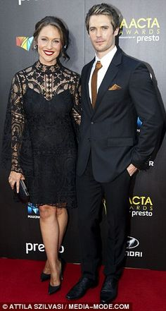 Lisa Gormley and Kyle Pryor 2015