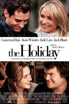 The Holiday ou Les Vacances au Québec est une comédie sentimentale réalisée par l'Américaine Nancy Meyers en 2006. La Californienne Amanda (Cameron Diaz), directrice d'une agence de publicité, et l'Anglaise Iris (Kate Winslet), rédactrice dans un tabloïd Anglais sont toutes les deux déçues des hommes. L'une a été trompée tandis que l'autre est sans espoir ; elles décident (alors qu'elles ne se connaissent pas) d'échanger leurs maisons par Internet. Iris va ainsi débarquer dans une demeure de…