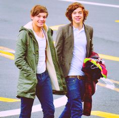 Larry Stylinson <3 One Direction :3