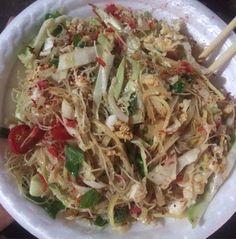 #StreetFood  #Thailand #Bangkok #PadThai #noodles #foodie #foodfun #instagood #asianadventure  #NightMarket #AsiaTrip #spicyfood