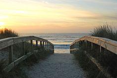 Paseo junto a la playa de Soesto - Laxe -Galicia