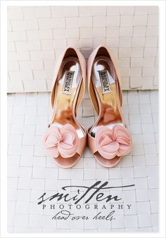 #Badgley-Mischka-shoes, photo by Smitten Photography