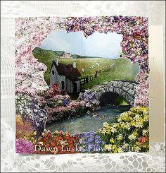 Flower Soft, Theater Card
