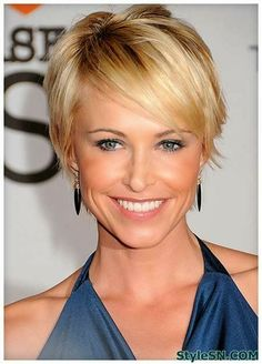 Stupendous For Women Thick Hair And Awesome On Pinterest Short Hairstyles Gunalazisus