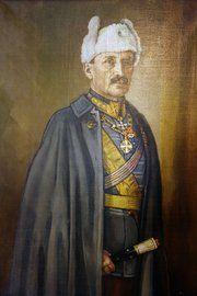 Baron Carl Emil Gustav Mannerheim, Marshal of Finland