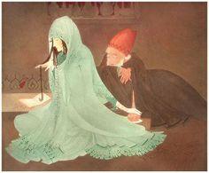 Abdur Rahman Chughtai www.facebook.com/paintersofpakistan