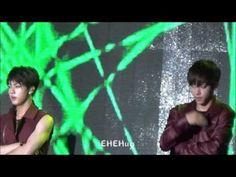 140830 Chuncheon K-POP Concert 방탄소년단 - Attack On Bangtan (V focus)