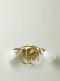 Ottoni Wall Light - Antique Brass
