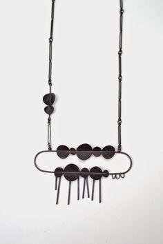 maldonadojoyas: ::Black - Oxidized Sterling Silver Jewelry ::