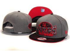 NFL San Francisco 49ers Snapback Hat (113)  6adea3912