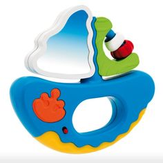 Chicco Toys > 3m-24m > First Boat Musical Rattle | Shop Online