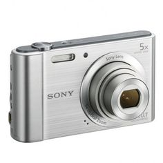 Sony MP Point and Shoot Digital Camera with Optical Zoom (Silver) Cincinnati, Detroit, Best Camera For Photography, Foto 3d, Sony Digital Camera, Best Dslr, Chicago, Point And Shoot Camera, Instant Camera