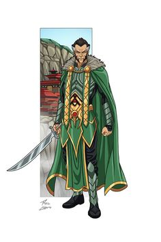 Ra's Al Ghul commission by phil-cho on DeviantArt Marvel Dc, Marvel Heroes, Marvel Jokes, Batman Comic Art, Gotham Batman, Batman Robin, Superman, Dc Comics, Batman Comics