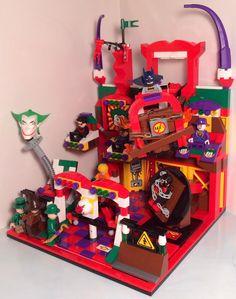 lego joker funhouse - Sök på Google