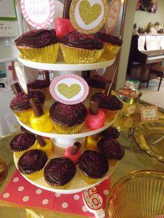 Spa Desserts www.havealittlefaithblog.com