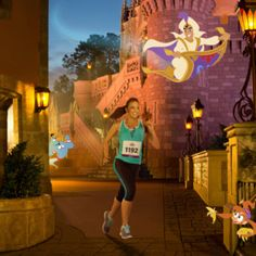 Disney Princess Half Marathon... I want to do this at some point in my life