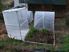 extending your gardening season with hoop houses ~ article from Grit magazine