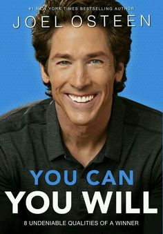 Just finished this,and this is very inspiring #joel osteen