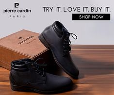 #boots #menfashion #menstyle #madeinindia #pierrecardin #leathershoes #mensfashion #shoppingonline #onlineshoeshopping #shoesformen