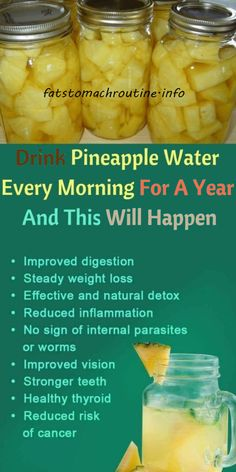 A New Lemon Diet Will Detox and Burn Fat Drink pineapple water every morning and these 10 amazing things will happen to your body Weight Loss Meals, Diet Food To Lose Weight, Weight Loss Drinks, Weight Loss Smoothies, Detox Water To Lose Weight, Healthy Weight, Reduce Weight, Water Recipes, Detox Recipes