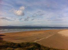 Finner Strand, Co Donegal, Ireland.