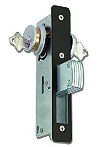 Global Door Controls 1 1 8 In Mortise Lock Body With Deadbolt Function In Duronotic Mortise Lock Deadbolt Cool Lock