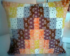 Môj prvý pokus o patchwork
