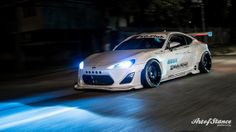 Scion FRS #stancenation #nightrunner #tsukinousagi