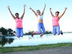 Sarah Dever, Sammie Nunziata and Olivia Bair make history at Boston 2 Big Sur Challenge