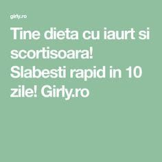 Tine dieta cu iaurt si scortisoara! Slabesti rapid in 10 zile! Girly.ro Metabolism, Healthy Life, Sport, Teas, Beauty, Food, Medicine, Loosing Weight, The Body