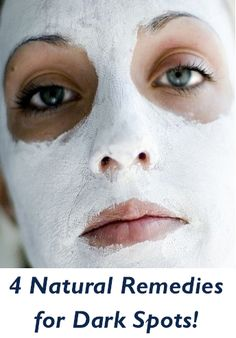 Check out these 4 natural remedies for dark spots that will transform your look! Visit Beauty.com to get your skin glowing.